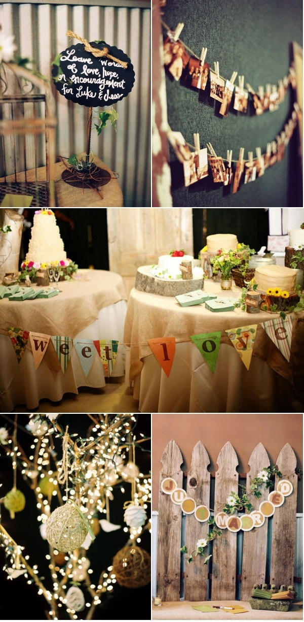 lovely details: Dessert Tables, Wedding Ideas, Love Signs, Rustic Weddings, Sweet Love, Fabrics Banners, Candy Tables, Desserts Tables, Bedrooms Wall