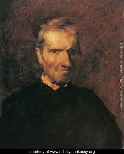 Tanár 1882 - Munkácsy Mihály - www.mihalymunkacsy.org