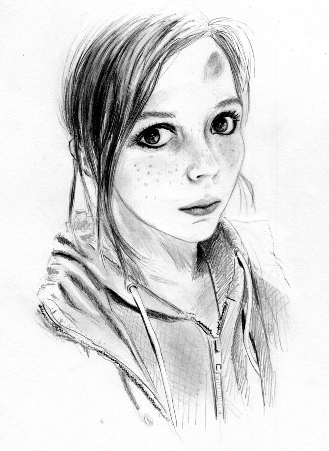 raisedbyothers - graphite - Ellie from The Last of Us , cosplay by Shiva