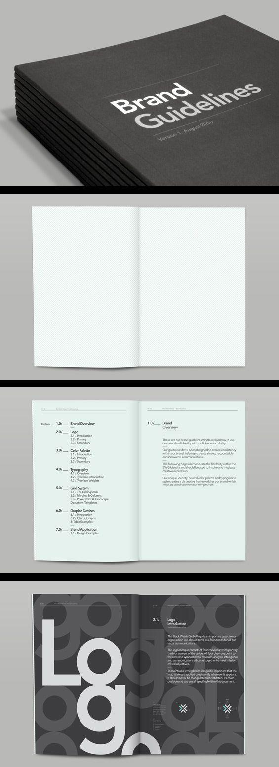 #brandbook #typography