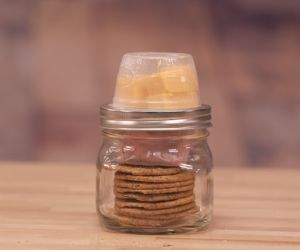 Here's how to make Mason jars even more versatile in your kitchen