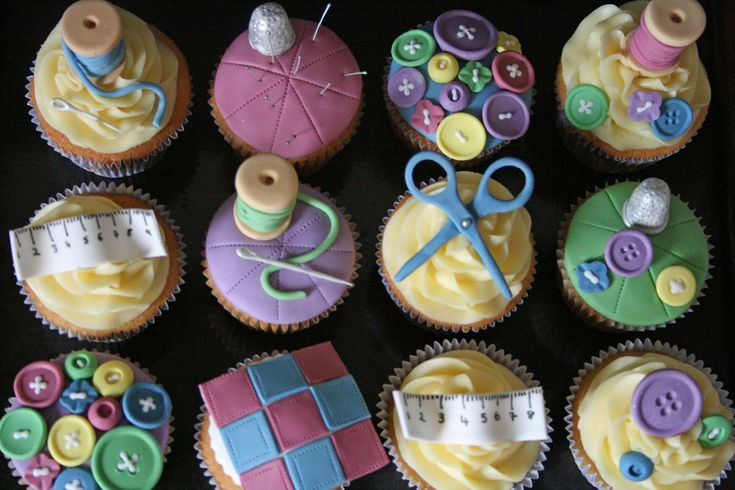 Sew Yummy: Sewing Cupcakes | Craftstorming