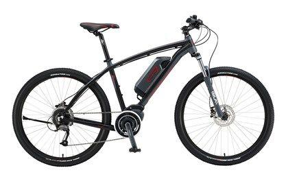 E Shock 3 elektrisk sykkel 2016