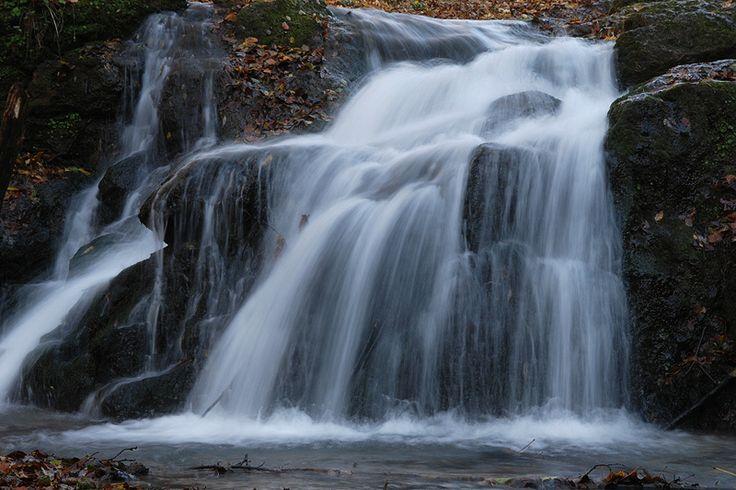 Dolina Będkowska  - Wodospad Szum (wodospadzik ;-) 15 min per peders od Brandysówki