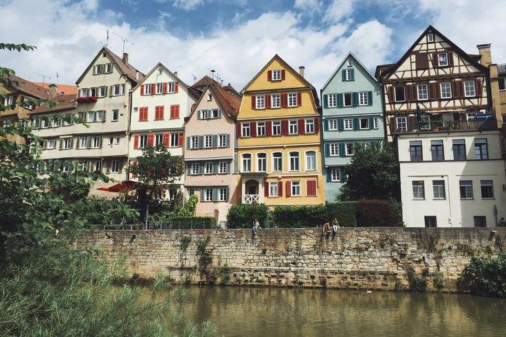 Studentenstadt Tübingen: Immer einen Ausflug wert! Findet auch @black