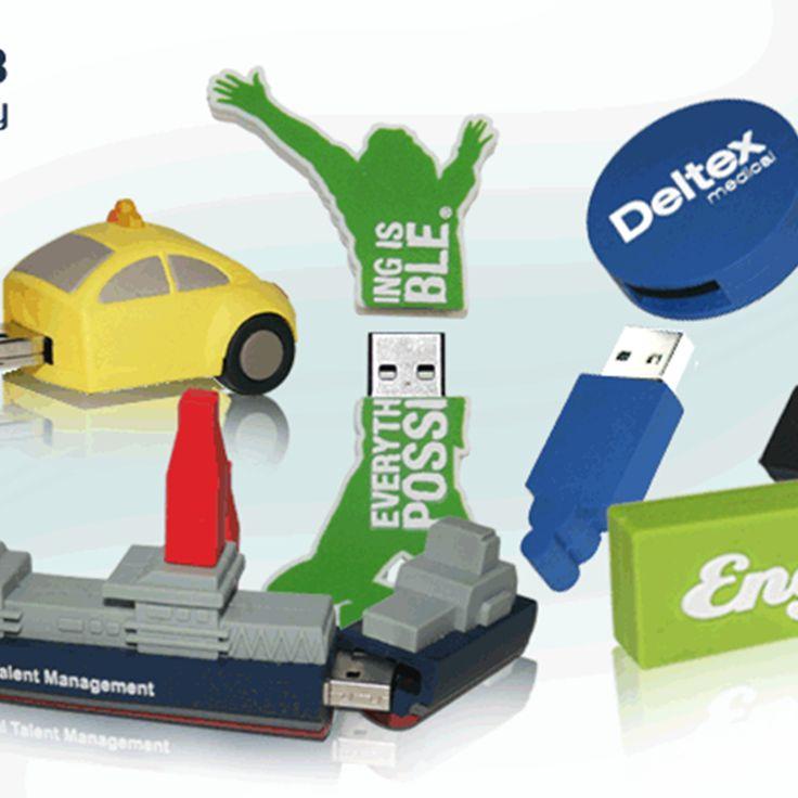 Baby USB Ltd, Now Introducing Bespoke USB 2D and Bespoke 3D USB