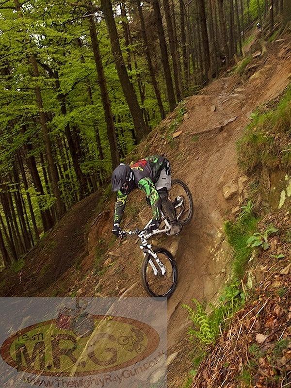 Cwmcarn Downhill19-05-12