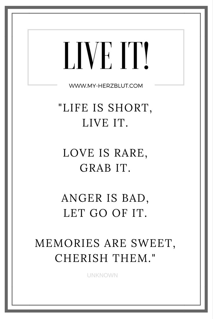 Life is short...  #lifequotes