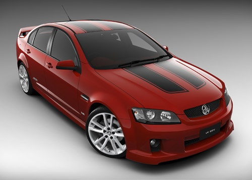 Holden ve commodore, one of the sexiest cars on earth imo! (and theyre cop cars here, even better!)