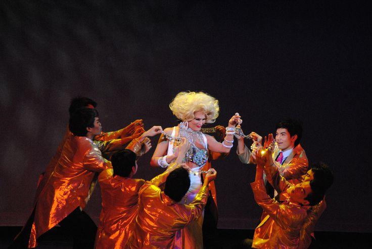 "Tiffany's Show, a Transexual ""Ladyboy"" Show in Pattaya, Thailand"
