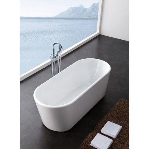 Beautiful Clarence Freestanding Bath