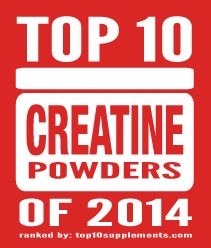 List of the Best #Creatine 2014