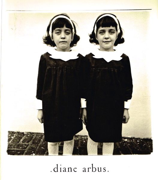 Diane Arbus/Going Where She Has Never Been