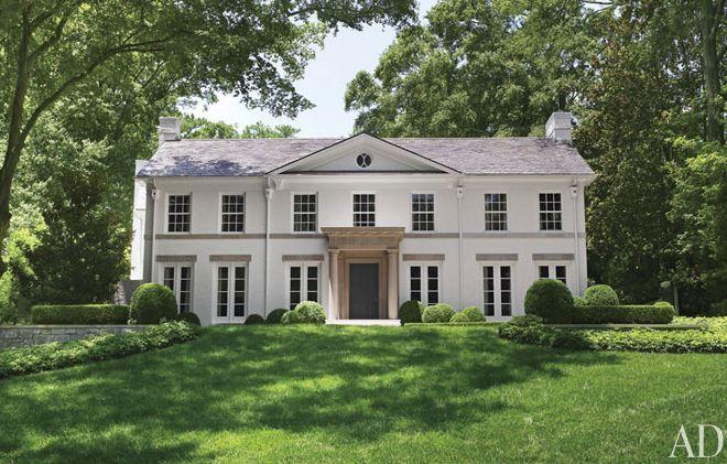 Suzanne Kasler, Atlanta . http://hookedonhouses.net/2012/04/04/decorator-suzanne-kaslers-regency-style-house-in-atlanta/