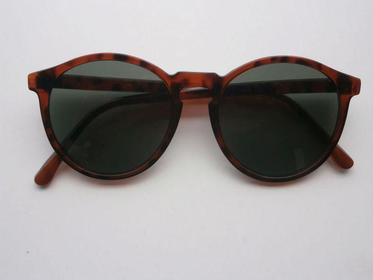 OCCHIALI DA SOLE Rossastro Stile Style Retro Vintage 50s 60s 70s Accessori 10b