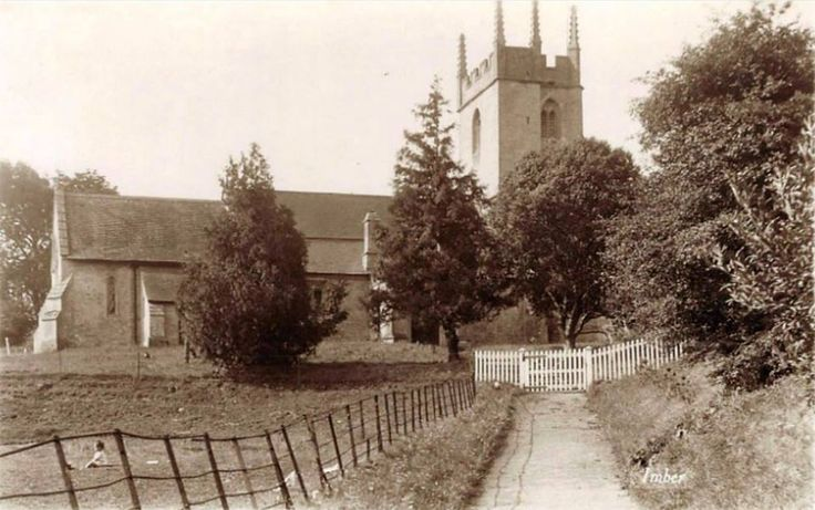 Imber Church c1920