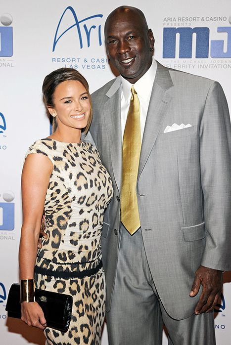 Michael Jordan, Wife Yvette Preito Expecting First Child - Us Weekly