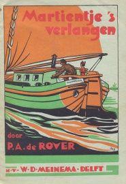 Rover, P.A. de-Martientje's  verlangen