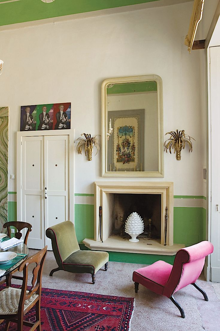 418 best Style: Italian images on Pinterest | Architectural digest ...