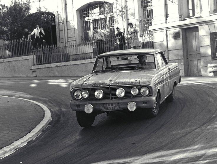 Monte Carlo Rally 1964 Ford Falcon