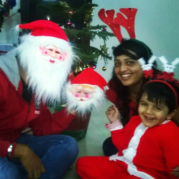 Merry #Christmas #Surat!