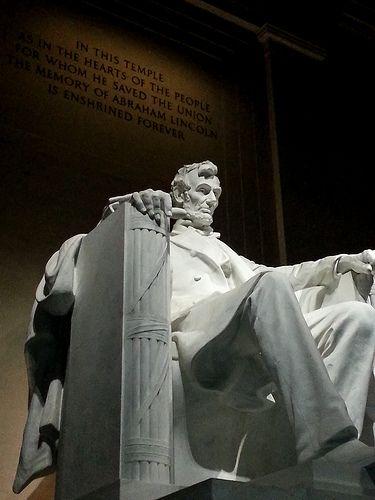 Destination: Washington DC