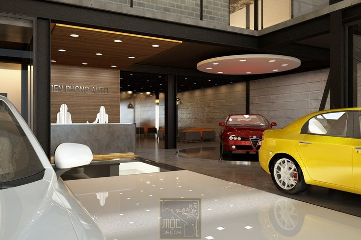 Click v o nh ng nh nh n v k o nh di chuy n for Luxury garage interiors