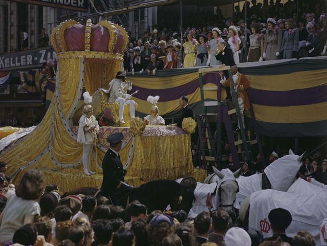 New Orleans Lets the Good Times Roll - National Geographic Society