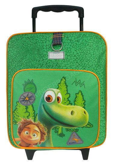 The Good Dinosaur trolley  -  Kinderkoffers bij Kinderbagage