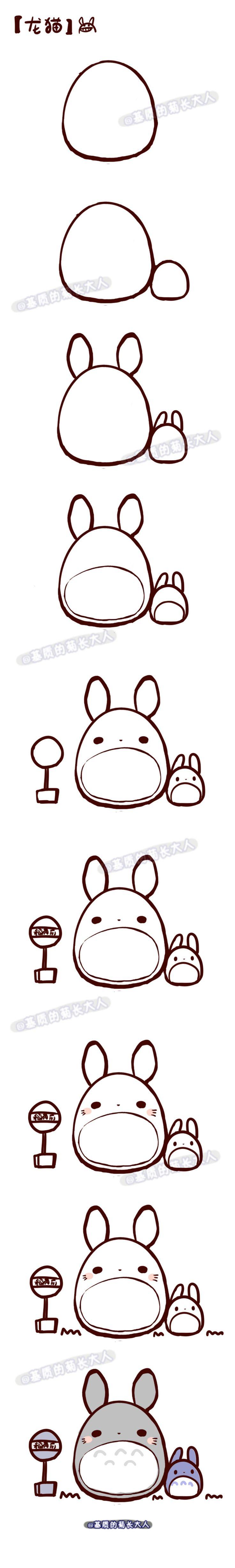 Totoro ~ @salsabillaghina