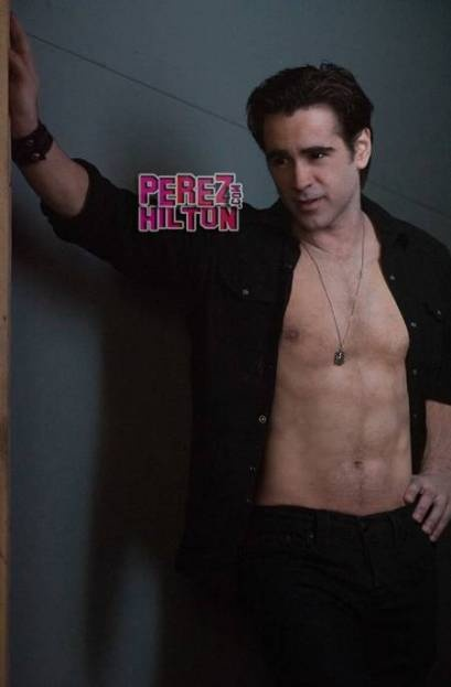 Colin Farrell in Fright Night. Gorgeous