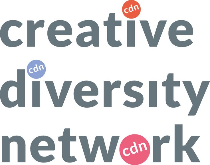 New #branding. New #website. New #socialmedia. New for the Creative Diversity Network. #andsomenewstuff