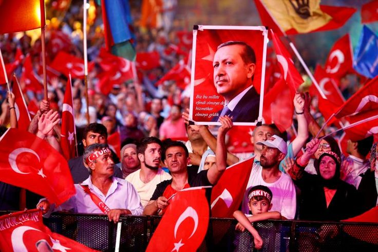 #world #news  Turkish parliament nears approval of presidential system sought by Erdogan