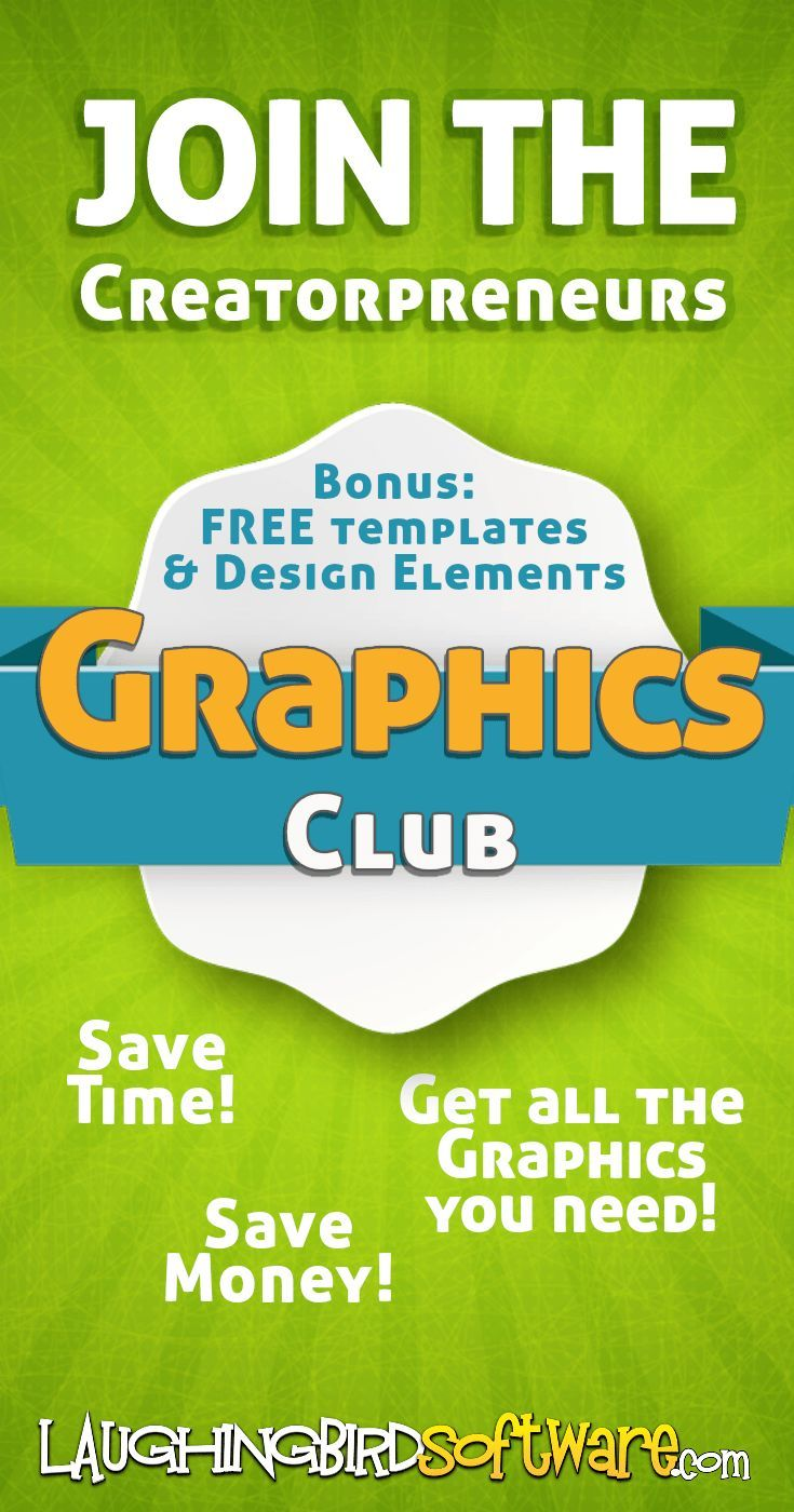 """Create all the blog & marketing graphics you need with easy pre-designed templates... and get your choice of design packages at a big discount!  Cancel anytime.  JOIN THE GRAPHICS CLUB FOR TODAY AND GET: $10 off every product + """"Extra"""" credits for FREE design template software.  #creatorpreneurs #digitalmarketing #marketingdesigntemplate #bloggingtips #socialmediamarketing #graphicdesign #flatdesign #designinspiration #branding #logodesign #onlinebusiness #doityourself #workfromhome"""