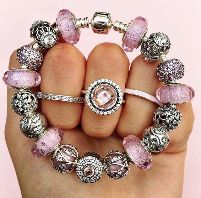 Design Your Own Custom Bangle Charm Bracelet Pick Your Charms: 544 Best Images About Pandora Dreaming On Pinterest
