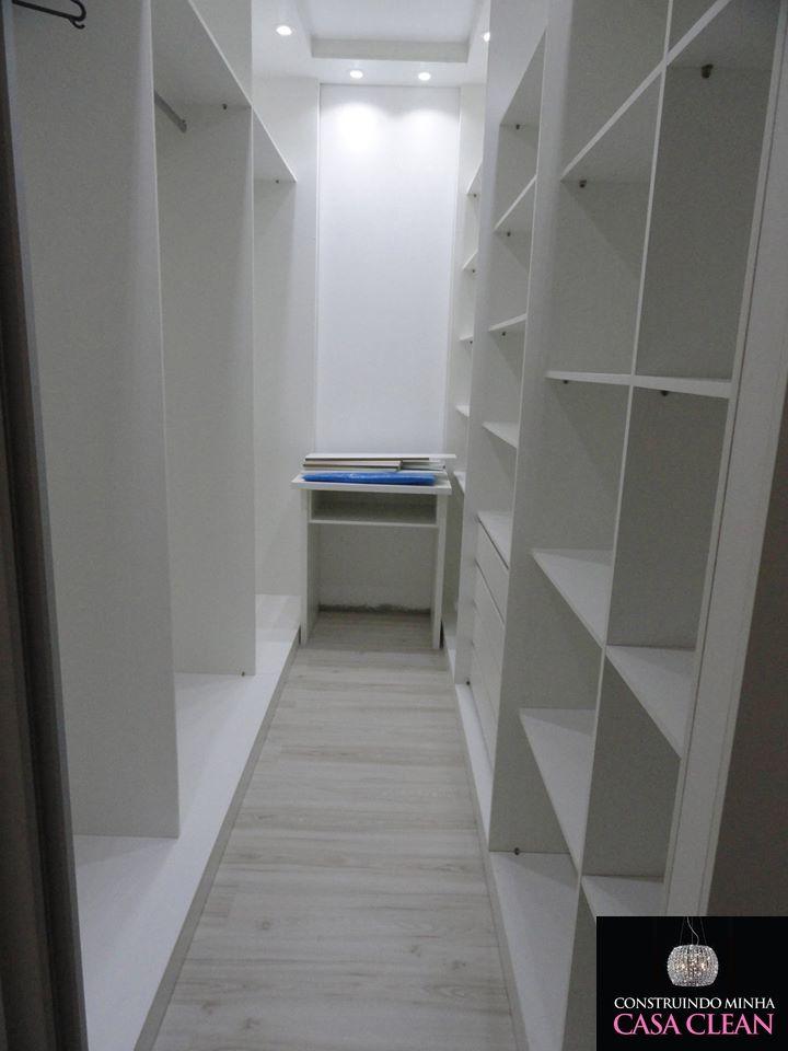 Montagem do Meu Closet Sob Medida!!!