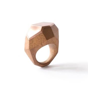 Faset ring by DorandKie jewellery objects