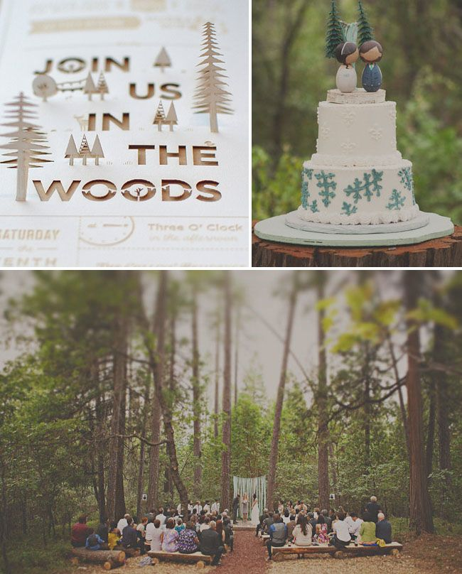 Wooland Wedding Palette { Burgundy + Marsala + Plum } : https://www.fabmood.com/autumn-rustic-woodland-wedding-inspiration #autumnwedding #woodlandwedding