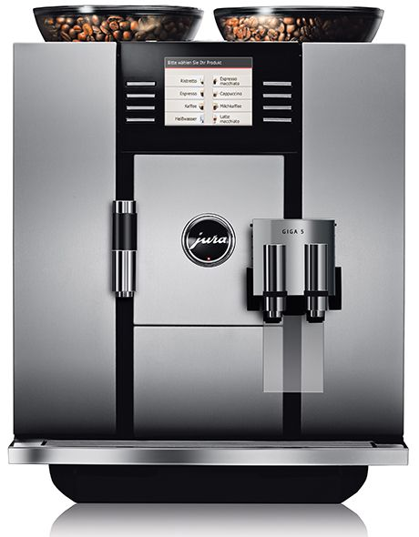 JURA GIGA 5 fully automatic coffee machine | Appliancist