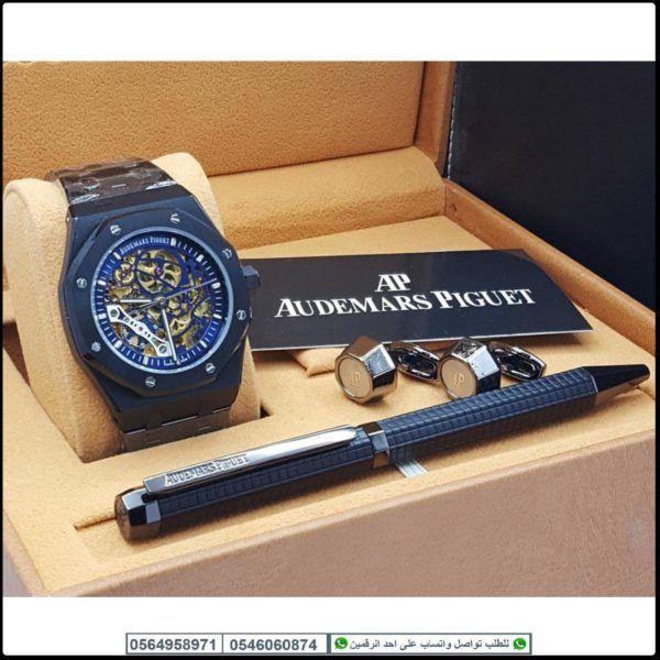 ساعات ادمر بياجيه رجالي درجه اولى مع قلم و كبك لنفس الماركه Wearable Smart Watch Watches
