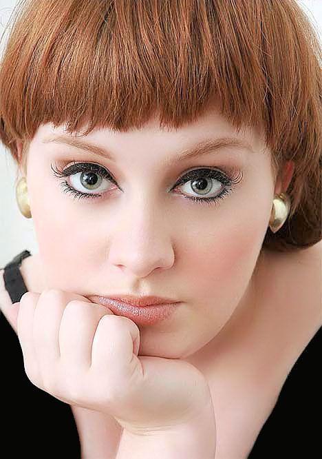 Adele...<3 her music.