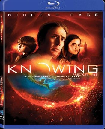 Knowing 2009 Dual Audio Hindi 720p BRRip 750mb | Movies ...
