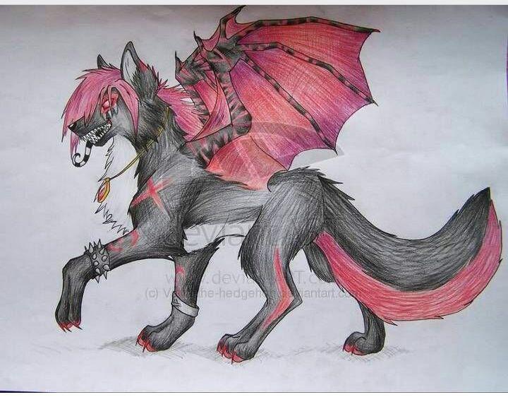 wartewas  zeichnungen wolfskunst anime wolf