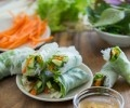 Spring Roll Recipes – Vietnamese Spring Rolls ~ Collection of recipes that all sound good.