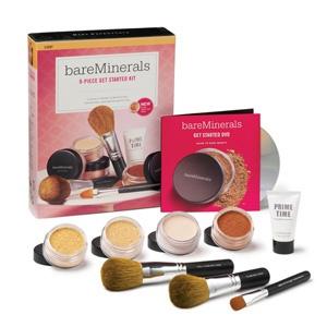 bareMinerals 9 Piece Get Started Kit Light | Make-Up | BeautyBay.com