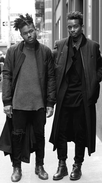 Cabelos curtos com Dreadlock | Estilo Black - Moda para Homens Negros