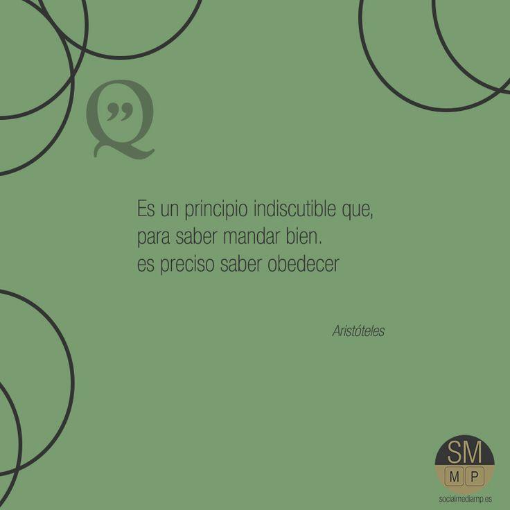 #socialmediamp #citas Aristóteles