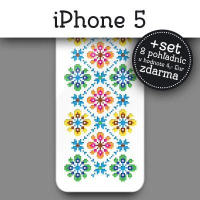 Kryt na iPhone 5 | suveniry slovensko gift slovakia smartphone cover | Slovakia Gift