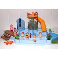 Les 25 meilleures id es de la cat gorie piscine playmobil for Playmobil piscine toboggan