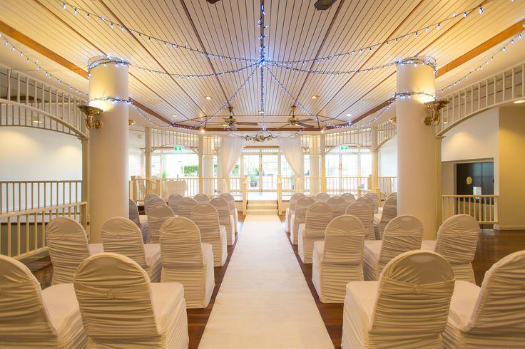 Terrace Room at Shangri-La Hotel, The Marina, Cairns.